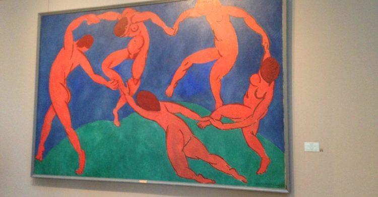 Henri Matisse Dancing