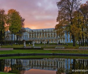 Catherine Palace twilights