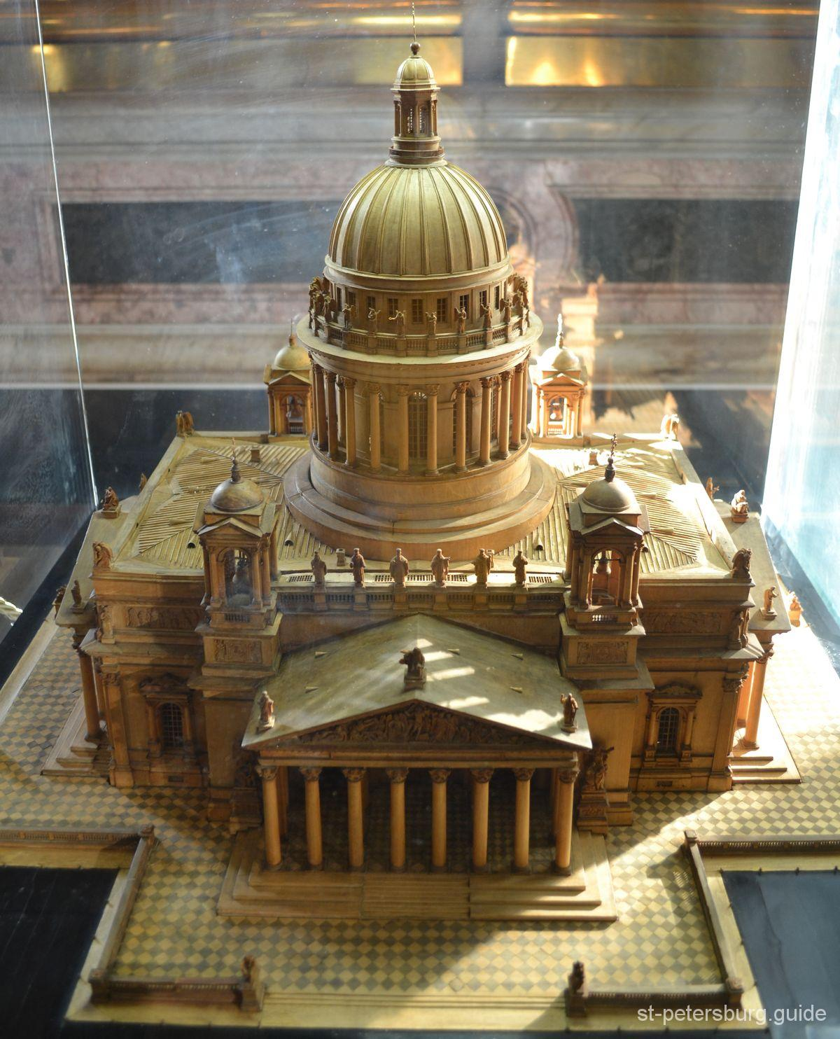 Isaac Cathedral model