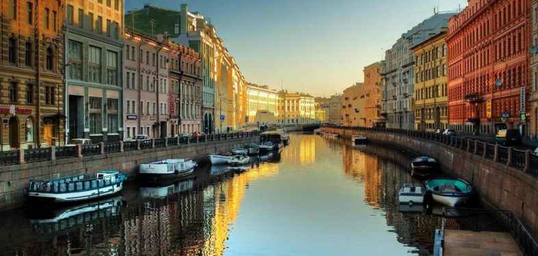St Petersburg Embankments