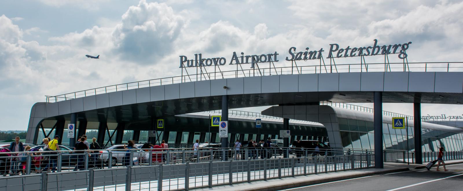 Resultado de imagen para pulkovo airport