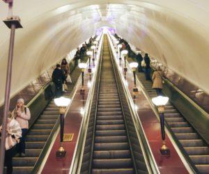 Stairway Underground
