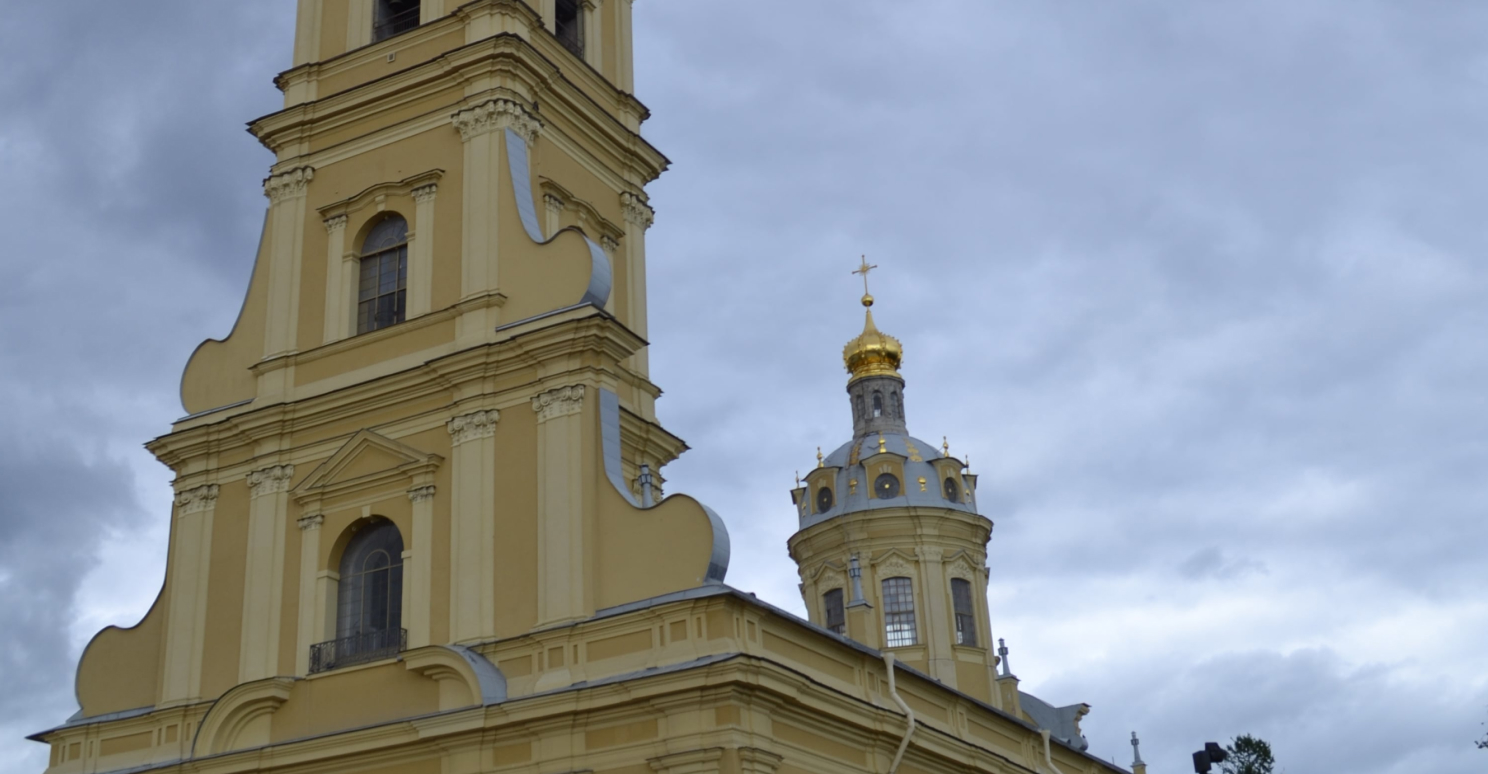 Peter and Paul Cathedral attraction of the day tour st petersburg
