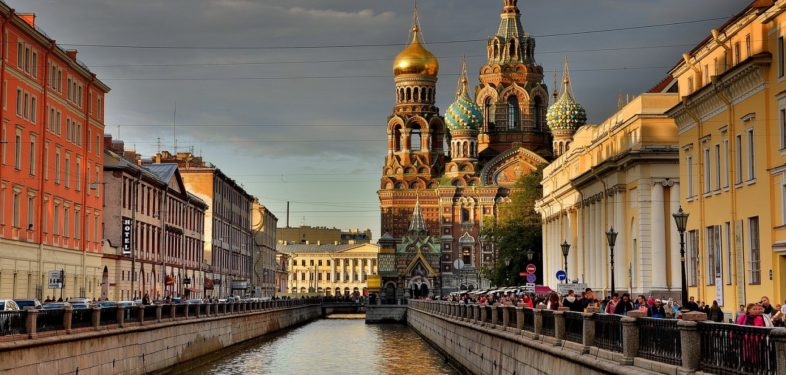 Saint-Petersburg Rivers and Canals
