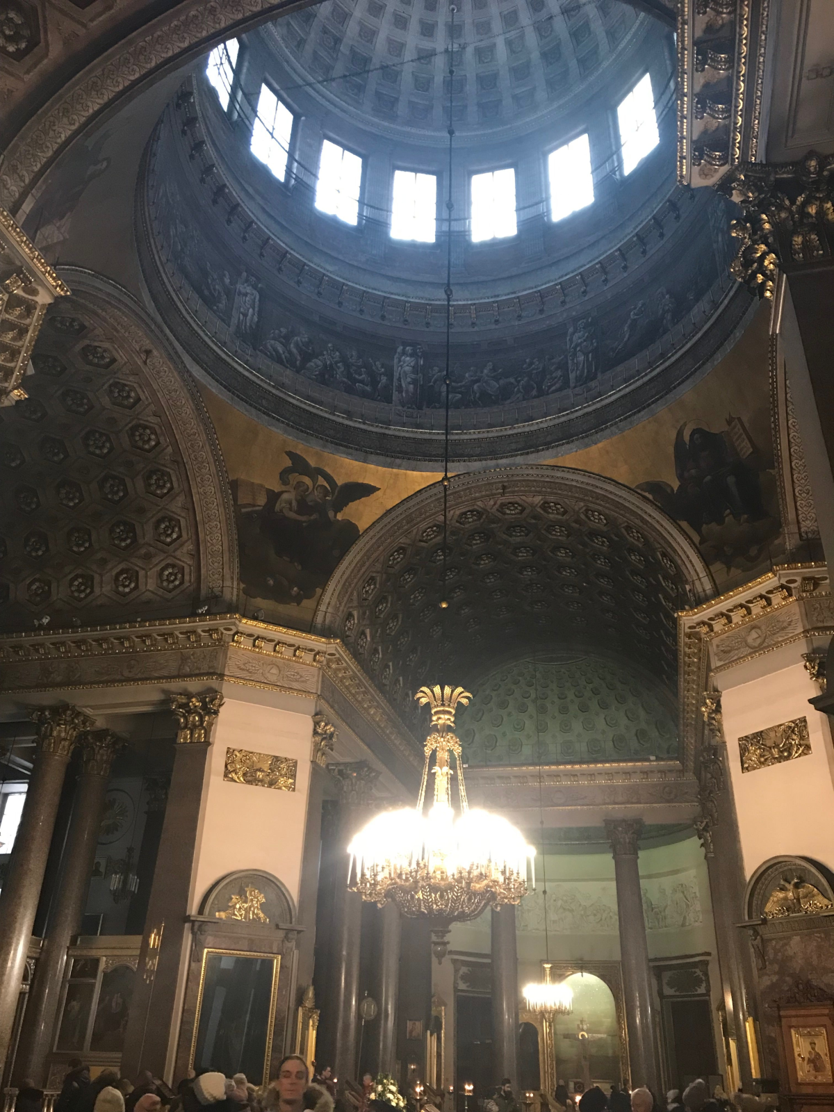 Kazan Cathedral Dome