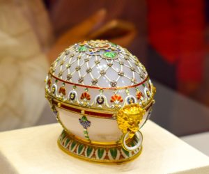 Easter Egg of the Faberge Museum collection