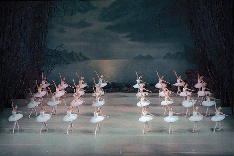 Swan Lake in Mariinsky Theatre
