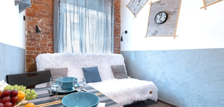 Bed-and-breakfast apartments in St Petersburg Russia