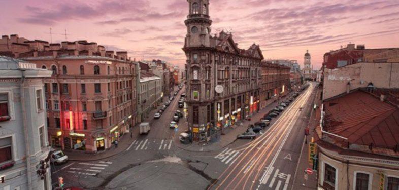 Rubinshteina Street