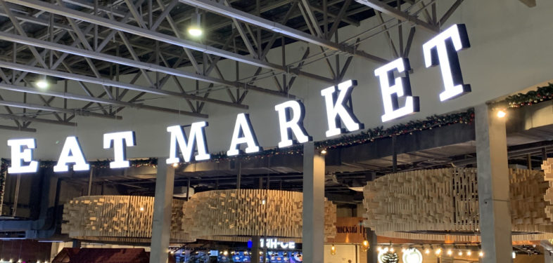 Eat Market in Galeria Shopping Mall