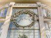 Adorned window frames in the mansion of Matilda Kshesinskaya