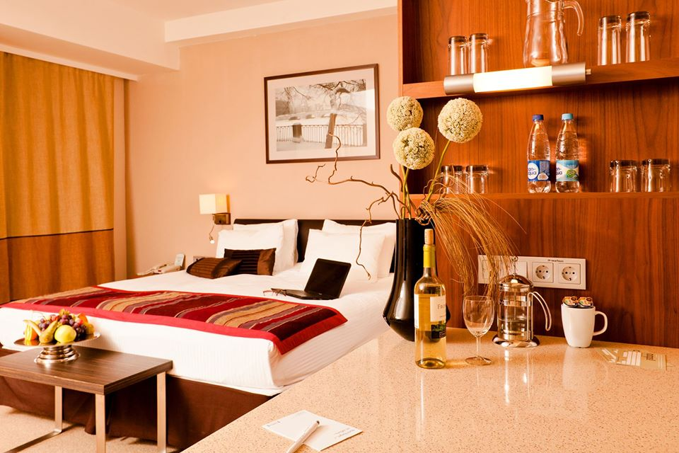 Staybridge Suites in Saint Petersburg