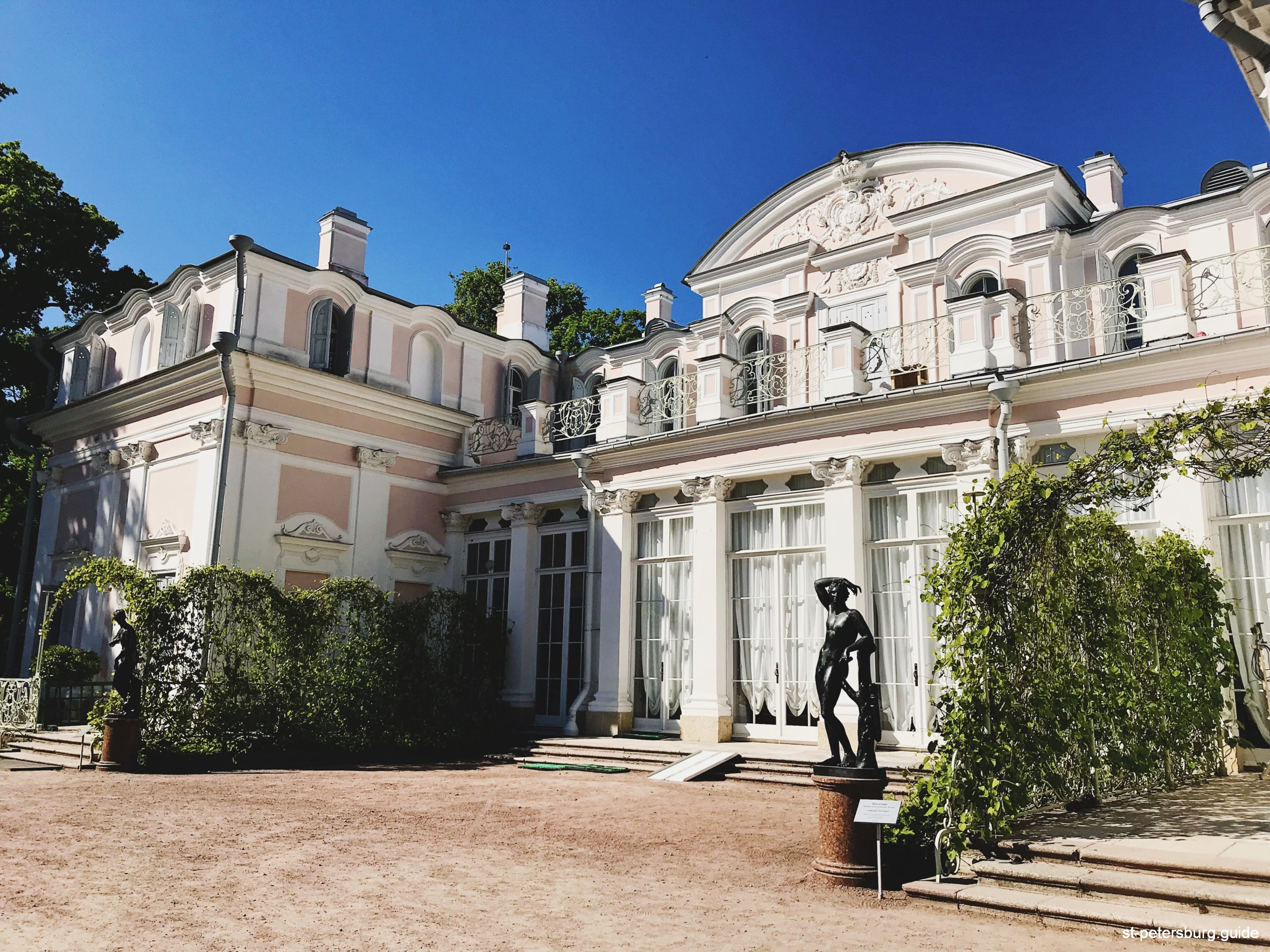 Palace in Oranienbaum, Saint Petersburg